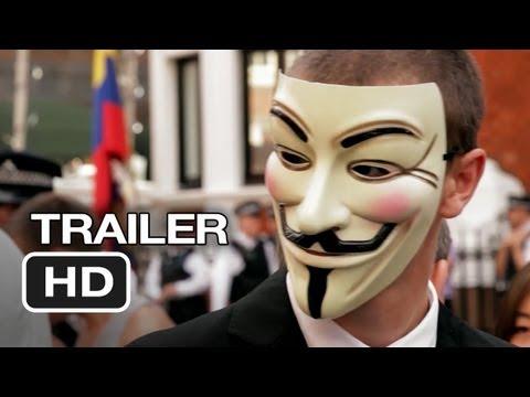 We Steal Secrets (2013) Official Trailer