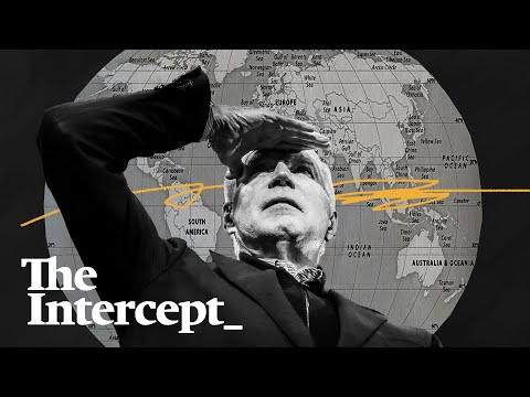 Empire Politician: A Half-Century of Joe Biden's Stances on War, Militarism, and the CIA