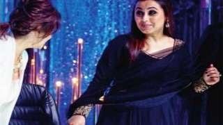 Rani Mukherjee Pregnant