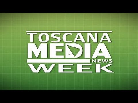 Nuova puntata di Toscanamedia Newsweek, la trasmissione che ripropone i servizi principali prodotti dalla redazione di Toscanamedia nel corso della settimana.