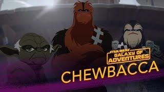 Episode 1.29 Chewbacca, guerrier Wookiee (VO)
