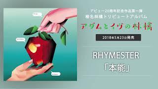 RHYMESTER - 本能