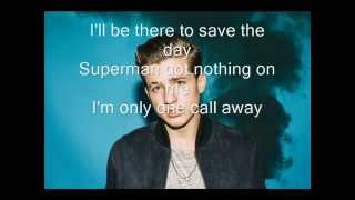 Charlie Puth - One Call Away (Lyrics)