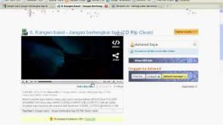 Cara Cepat Download Lagu Mp3 Di 4shared.com Tanpa Menunggu Part12