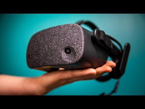 Tested HP Reverb hands-on — Oculus