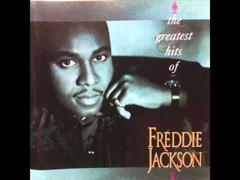 Freddie Jackson - Rock Me Tonight (For Old Times Sake ) Remix