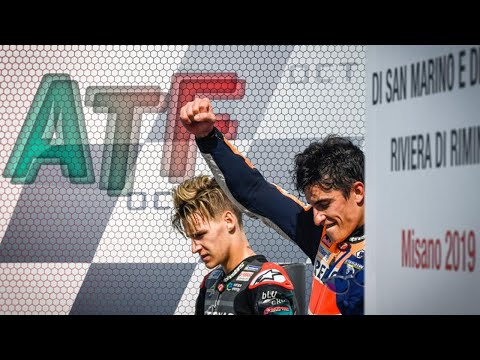 After the Flag | 2019 #SanMarinoGP: The rookie and the Champion