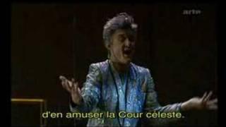 Rameau, Platée, Cithéron & Mercure