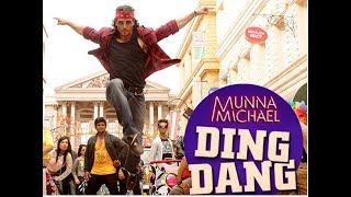 Ding Dang Song Tiger Shroff Munna Michael Review | Reaction | Nidhi Agrawal