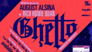 August Alsina   Ghetto Chopped and Screwed