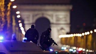 СМИ: парижский стрелок был ранее судим за схожее преступление
