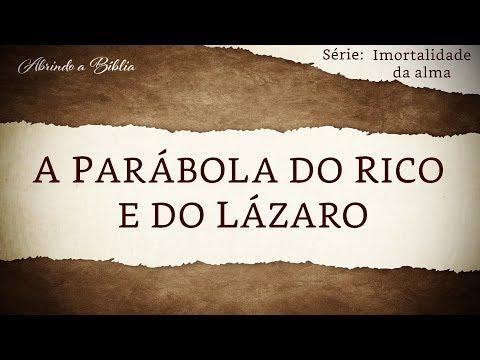 A PARÁBOLA DO RICO E DO LÁZARO | Imortalidade da Alma | Abrindo a Bíblia