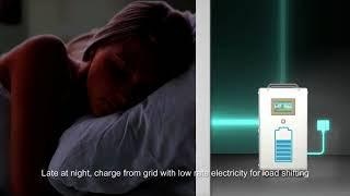 特許:ハイブリット蓄電池