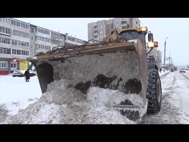 Каждый снегопад, как неожиданность