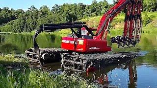Самая Удивительная техника в мире |Мега машины|The most amazing incredible excavators|ATW