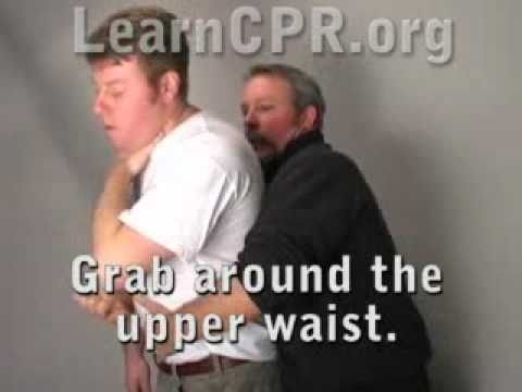 Adult Choking