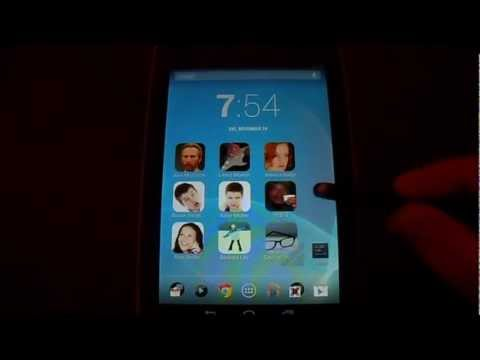 Video of Direct Contacts