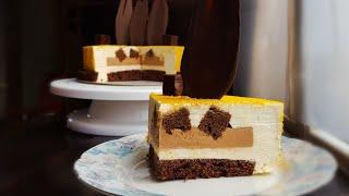 ДИАБЕЛЛА🌰 ореховый муссовый торт🌰 Diabella mousse cake