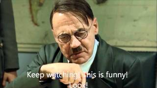 Hitler has made a Downfall parody