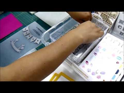 Ejemplo de uso Máquina Troqueladora para corte y relieve 6
