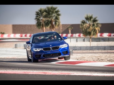 2018 BMW M5 Video Road And Track Test