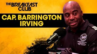 Captain Barrington Irving On Being The Youngest Person To Fly Around The World Solo