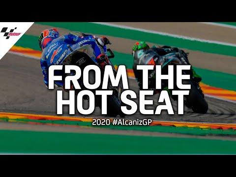 シートアングルからみる決勝レースのハイライト動画 MotoGP テルエルGP