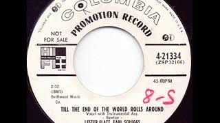 Till The End Of The World Rolls Round - Lester Flatt & Earl Scruggs