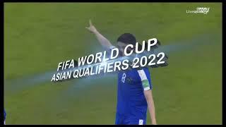 مباشر | مباراة  أوزبكستان X اليمن تصفيات كأس العالم 2022