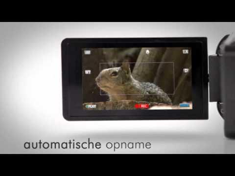 JVC Everio VX815 videocamera