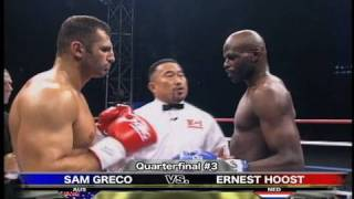 Sam Greco vs. Eenest Hoost - K-1 GP