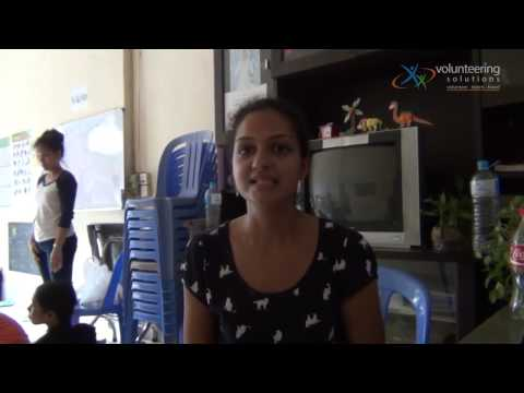 Volunteer Review about Cambodia Orphanage program with VOlSOl