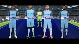Manchester City Vs Crystal Palace  5-0 All Goals And Highlights