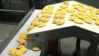 How are ravioli's made? Inside the Seviroli factory for a sneak peak.