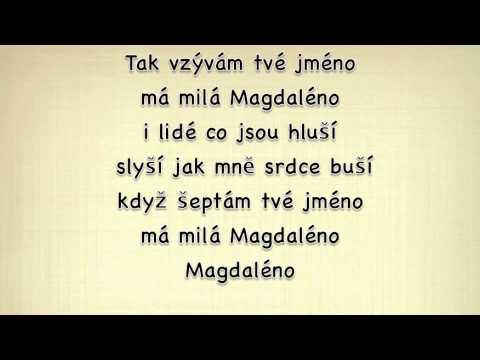 I.V.M. - IN VINO MUSICA - MAGDALENA