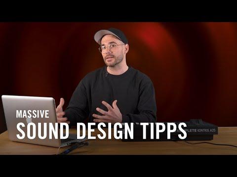 3 Sound Design Workflow Tipps für MASSIVE | Native Instruments Deutschland