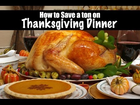How to Save a TON of Money on Thanksgiving Dinner at Target