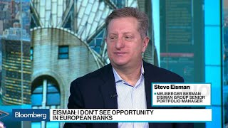 Steve Eisman Says Interest Rate Increases Already Affecting Investments