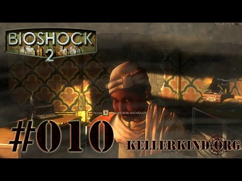 Bioshock 2 [HD|60FPS] #010 - Grace Holloway ★ Let's Play Bioshock 2