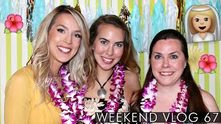 Bridal Shower + Lingerie Party Extravaganza! | Weekend Vlog 67 | LeighAnnVlogs