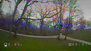 FPV Freestyle beta 85 Coole Looping