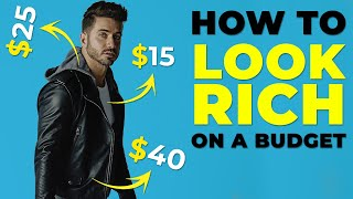 How To Look Expensive When You're BROKE AF | Alex Costa