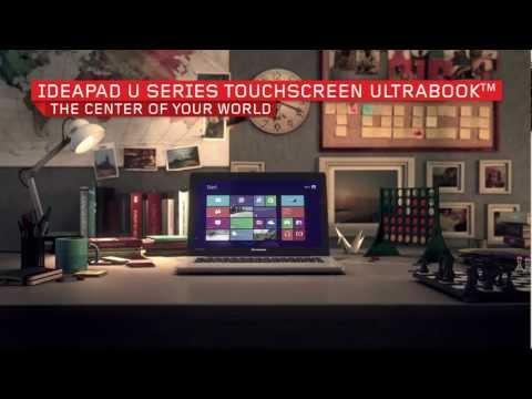 Lenovo IdeaPad U Series Touchscreen Ultrabook Tour (U310 & U410)