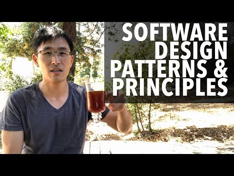 Software Design Patterns and Principles (quick overview)