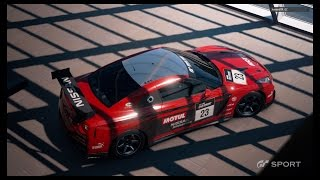 Gran Turismo™Sport Closed Beta - Win Online Race Nissan GT-R Gr.4 / Dragon Trail Seaside