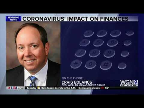 Craig's Latest Thoughts on the Coronavirus & the Economy