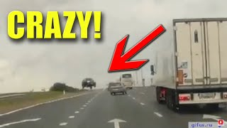 CRAZY ROAD FAILS & BAD DRIVERS | DRIVING FAILS & IDIOT DRIVERS COMPILATION PART 5