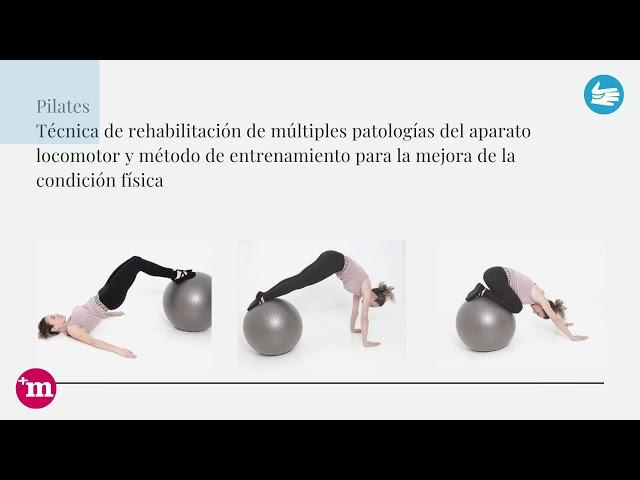 Pilates, con Marta Alegre de SportSalud - Sportsalud. Centro de Actividad Física y Salud