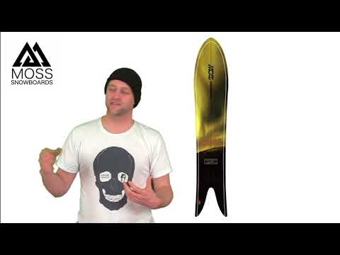 The Moss Snow Stick Swallow 62 Snowboard Review