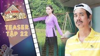 Gia đình sô - bít | Teaser tập 22: Bảo Ân bồi hồi khi bất ngờ tái ngộ mối tình đầu khi hồi hương